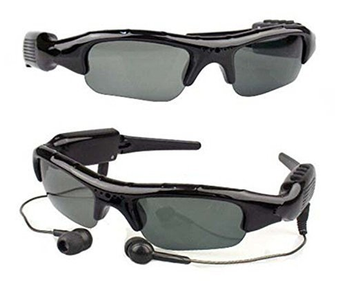 Hidden Sunglasses Camcorder Recorder Support product image