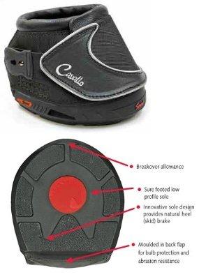 Cavallo Sport Slim Boot Pair, Size 3, Black by Cavallo