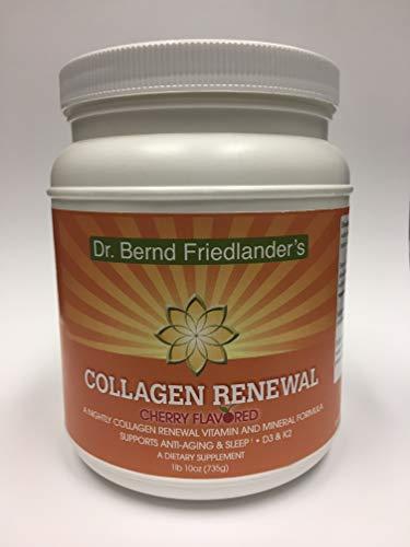 Collagen Renewal Cherry Flavored 1lb -