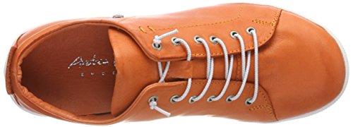Papaya Arancione Sneaker Donna 0345724 Conti 044 Andrea wRSqX7xn