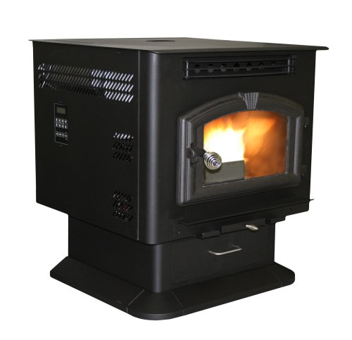 US Stove 6041 Pellet or Corn on Pedestal with Igniter  Furnace (Corn Heater compare prices)