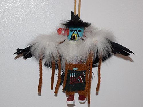 Used, Eagle Kachina Christmas Tree Ornament for sale  Delivered anywhere in USA