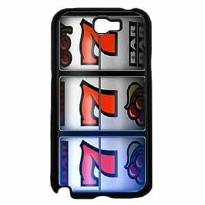 Lucky 777 Slot Machine - Plastic Phone Case Back Samsung Galaxy S6