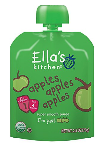 organic apples baby food 1st - 6