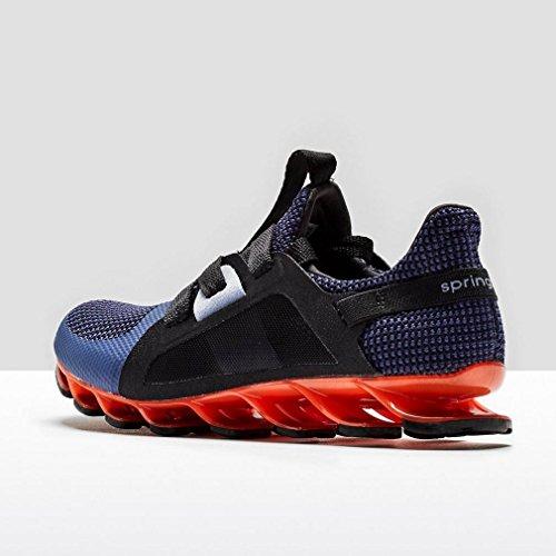 Rojo Rojimp Tenis Negro Springblade negbas Mujer Adidas Azupri Azul De Zapatillas Nanaya Para q1gRATw
