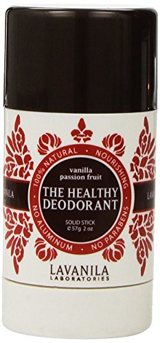 Lavanila The Healthy Deodorant, Vanilla Passion Fruit, 2 Ounce