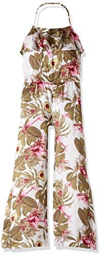 GUESS Girls Sleeveless Printed Jumpsuit