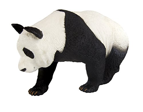 Safari Ltd Wildlife Wonders - Panda - Realistic Hand Painted Toy Figurine Model - Quality Construction from Safe and BPA Free Materials - For Ages 3 and Up - Large