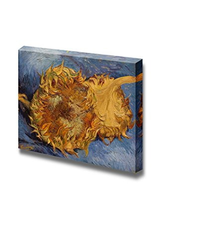 Sunflowers by Vincent van Gogh Print Famous Painting Reproduction