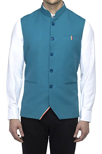 Favoroski Men's Sleeveless Bandhgala Modi Jacket