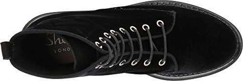 London Shellys Womens Black Shellys London Kenji Kenji Womens Black Shellys UgtEBw