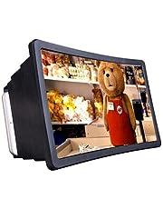 شاشة مكبرة حتى 3 مرات عالية الدقة HD لموبايل أندرويد وايفون