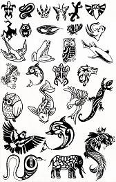Amazon Com Tattoo Design Poster Henna Body Art Use For Your