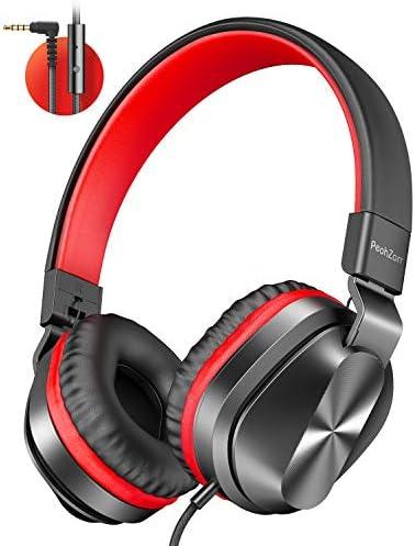 PeohZarr Headphones Microphone Lightweight Smartphone product image