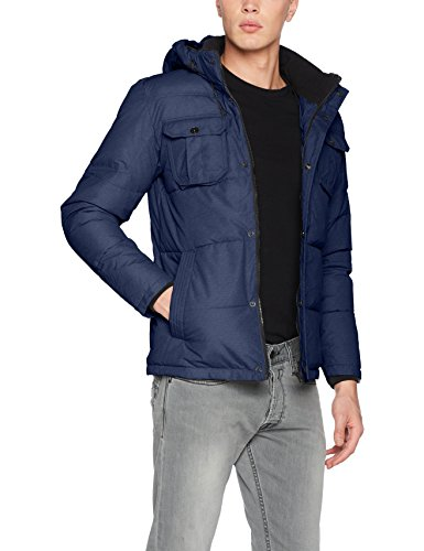 Fit Blu sky Giacca Uomo Jack Jcowill Jones Melange Captain one Jacket amp; Yq0zx6