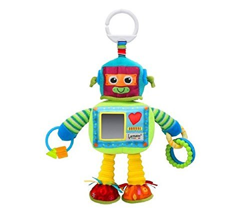 Lamaze Rusty the Robot 1 ea by Lamaze Toys