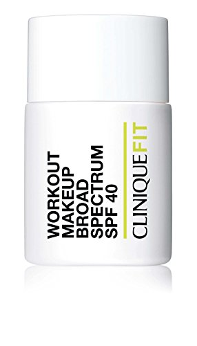 CliniqueFIT Workout Makeup Broad Spectrum SPF 40, Light Medium 03