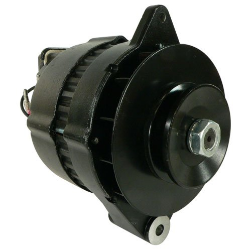 DB Electrical AMO0079 New Alternator For Mercruiser 420 425 525 550, Volvo Penta 3.0 4.3 5.0 5.7 7.4 8.2 1994-99, Universal Marine 5411 5416 5421 5444 M12 20054 60125 PL110-686 110959 4-6260 7563