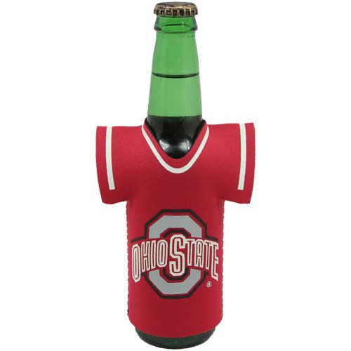 Ohio State Buckeyes Bottle Jersey Holder