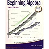 img - for BEGINNING ALGEBRA-W/CD by Man M. Sharma 6th (sixth) Edition [Paperback(2007)] book / textbook / text book