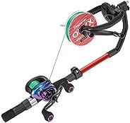 Piscifun Speed X Fishing Line Spooler Machine with Unwinding Function - Fishing line Winder Spooler Fishing li