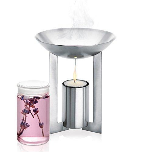 Blomus Stainless Steel Aromatherapy Burner