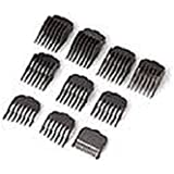 Wahl Hair Clipper Guide Comb Set (10 pieces)