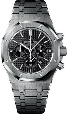 736d3cc888fca Image Unavailable. Image not available for. Color  Audemars Piguet Royal  Oak Chronograph Automatic Stainless Steel Mens Watch ...