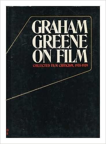 Graham Greene On Film Collected Film Criticism 1935 1940 Graham Greene John Russell Taylor 9780671214128 Amazon Com Books