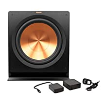 Klipsch R115SW and WA2 Kit Subwoofer and Wireless Kit