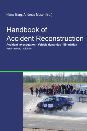 Download Handbook of Accident Reconstruction ebook