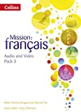 img - for Mission: Francais: Audio Video Pack 3 book / textbook / text book