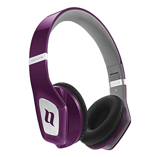 Noontec Zoro HD II Fashion Hi-Fi Headphone - Deep Purple