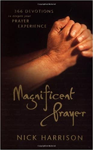 Magnificent Prayer by Nick Harrison (2001-10-01)