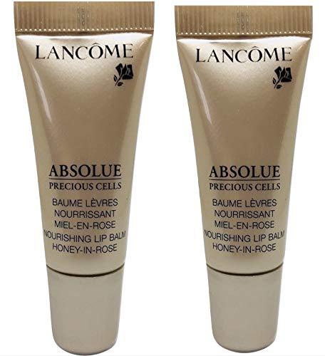 (Lancome Absolue Precious Cells Nourishing Lip Balm, 0.17 OZ/5ml each(pack 2) unbox)