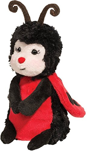 Dots Puff Ladybug Stuffed Animal