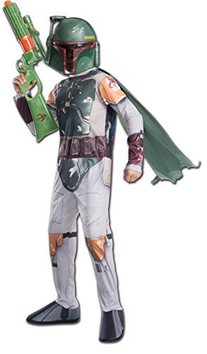 Rubie's Costume Star Wars Classic Boba Fett Child Costume