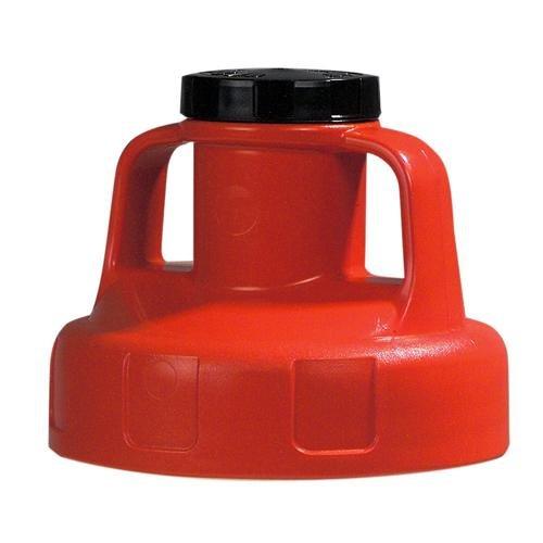 OilSafe 100206 Orange Utility Lid