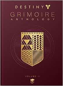 Amazon.com: Destiny Grimoire Anthology, Volume II: Fallen ...