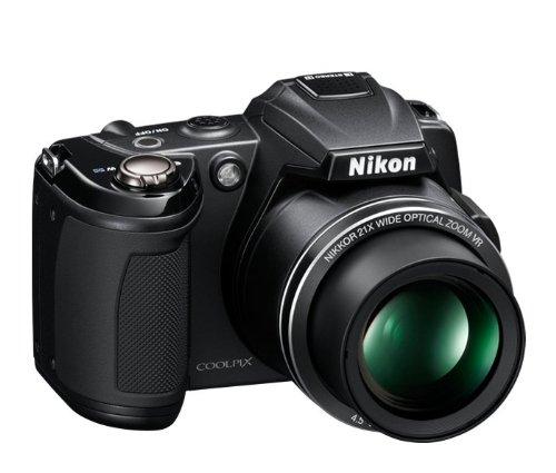 amazon com nikon coolpix l120 digital camera black point and rh amazon com manual nikon coolpix l120 español manual de camara nikon coolpix l120