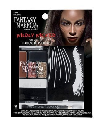 (Wet n Wild Fantasy Makers Wildly Wicked Stencil Kit - 12848 She)