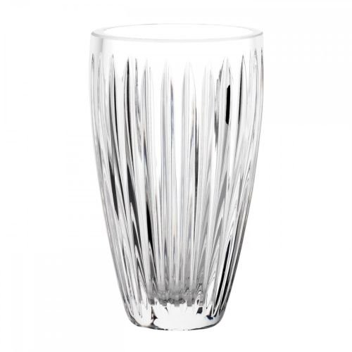 Marquis By Waterford Bezel Vase, 7-Inch