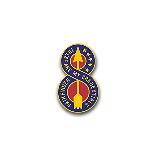 - 8th Infantry Division United States US Army Insignia Coat of Arms Military Badge Emblem for Audi A3 BMW 3 VW Golf GTI Mercedes (4x7cm) - Sticker Wall Decoration