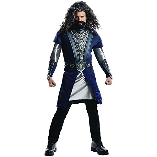 (Rubie's The Hobbit Deluxe Thorin, Multicolor, Adult One Size)