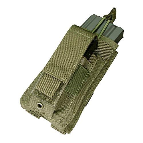CONDOR MA50 Kangaroo M4 / M16 & Pistol Magazine Pouch (OD)