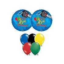Driving Car Keys Balloon Set