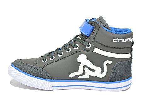 DrunknMunky , Jungen Sneaker Grau grau