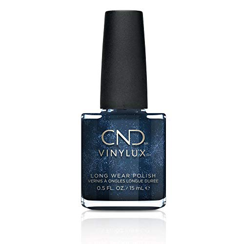 CND Vinylux Weekly Nail Polish, Midnight Swim, .5 oz ()
