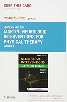 Neurologic Interventions for Physical Therapy - Elsevier eBook on Intel Education Study (Retail Access Card), 3e