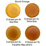 4 Oz Burnt Orange Liquid Dye